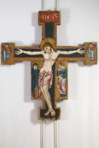 Croce dipinta