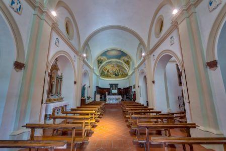 Chiesa di S. Maria della Pietà, interno