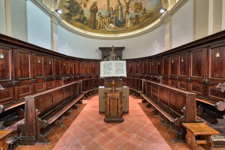 Chiesa di S. Maria della Pietà, coro
