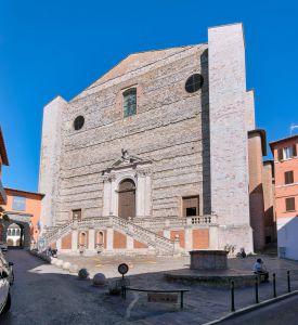Chiesa S. Domenico, esterno