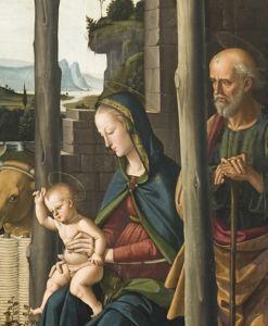Perugino l'artista dolce