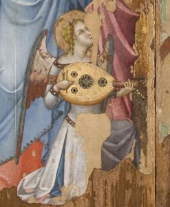 Bartolo di Fredi e la musica dipinta