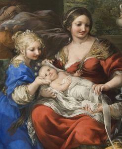 Un pittore barocco a Perugia