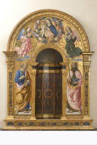 Nicchia di San Francesco al Prato