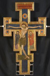 croce processionale bifacciale (verso)