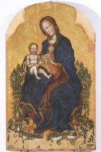 Madonna con il Bambino e angeli